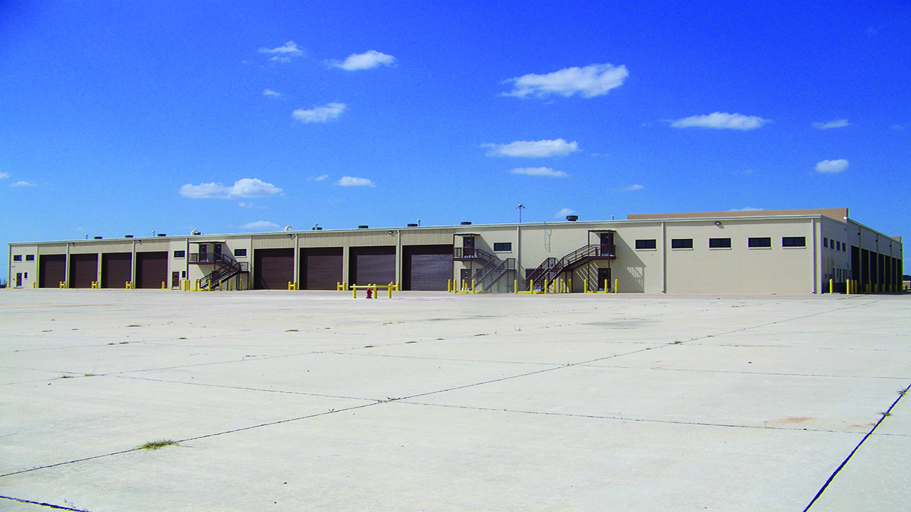 Fort Hood Motorpool