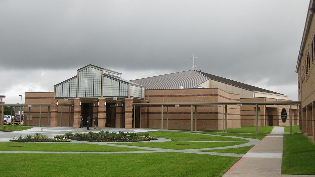 St. Maximillian Kolby Catholic Church