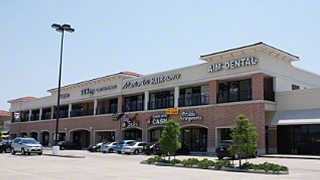 Westheimer and Dunvale Shopping Center