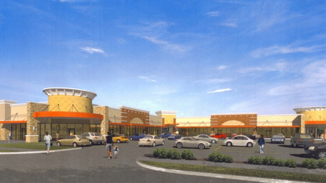 Retail Center at Bellaire and Sugarland Howell Road