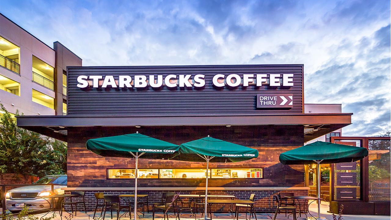Starbucks - meyerland