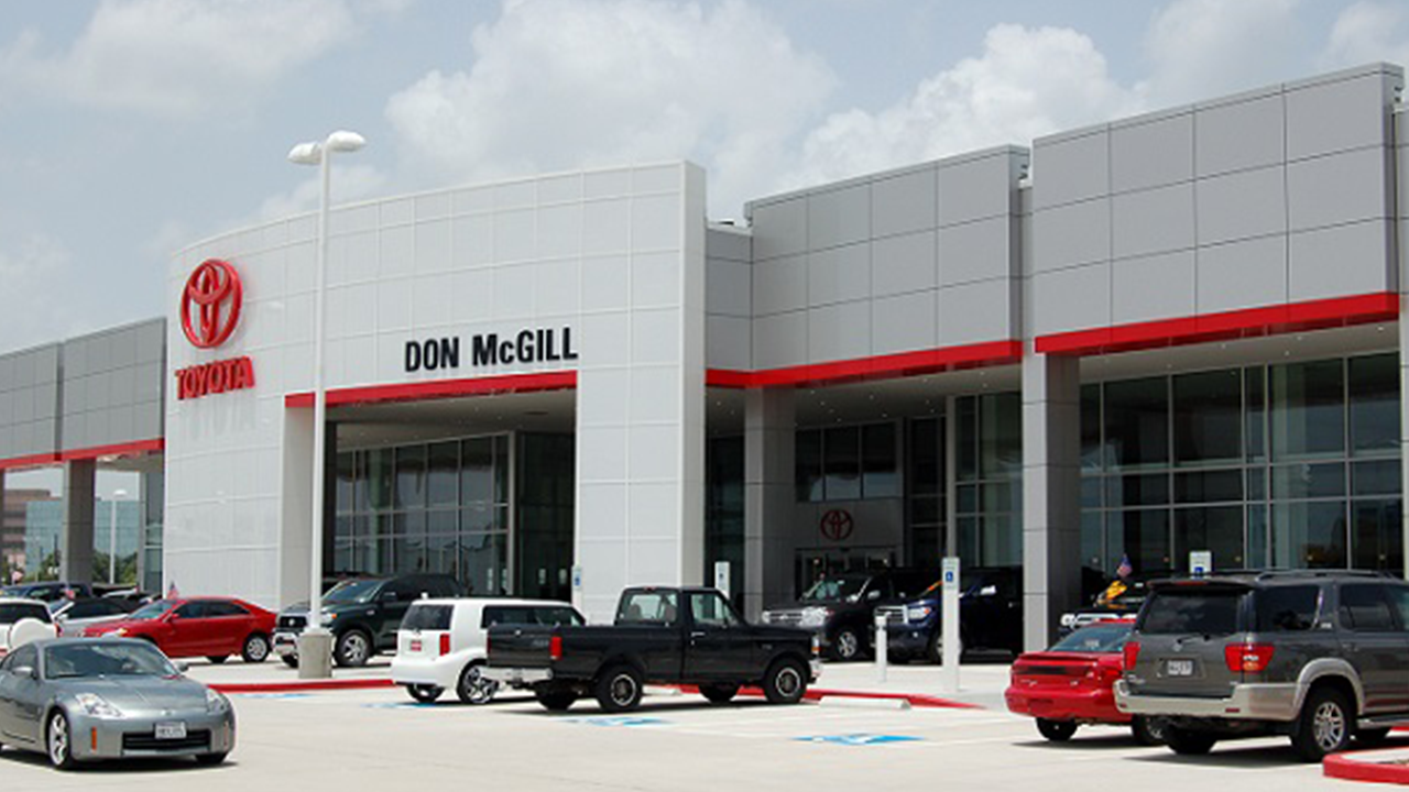 Don McGill Toyota - Make Ready Bldg. - Phase I